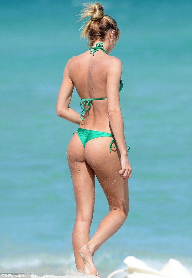 topic Very valuable bianca beauchamp in green bikini amusing idea Sure