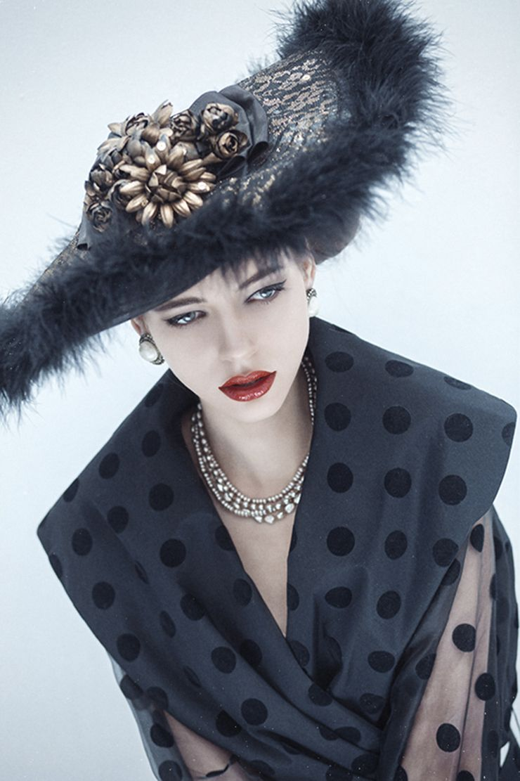 Yve by Koty 2 for Make-up Trendy Magazine
