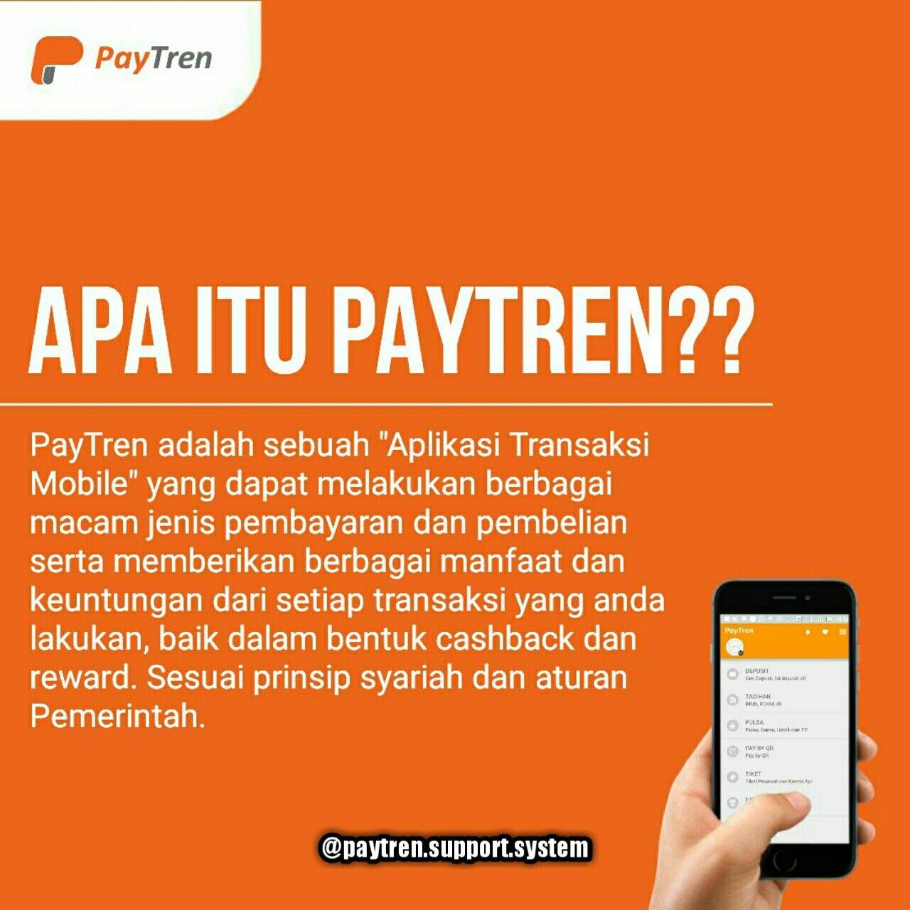 Apa Itu Paytren Pemerintah Jenis Aplikasi