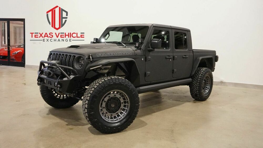 2021 Jeep Gladiator Rubicon 4x4 6 4l Hemi Dupont Kevlar Lifted Led S 2021 Black Rubicon 4x4 6 4l Hemi Dupont K Jeep Gladiator For Sale Jeep Gladiator Used Jeep