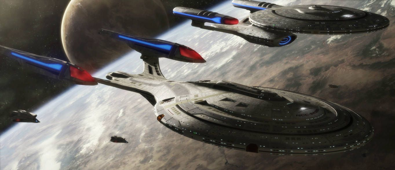 Utopian Dreams By Jetfreak 7 On Deviantart Star Trek Star Trek Starships Star Trek Ships