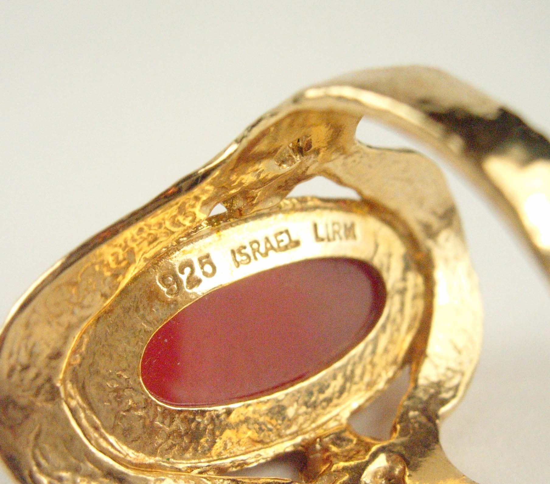 Lirm Israel Jewelry Hallmarks Jewelry Jewelry
