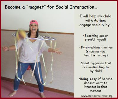 Vencer Autismo: Torne-se um íman para a interação social!