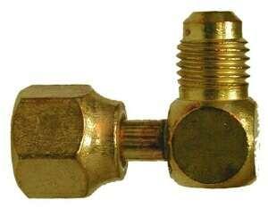 Brass Fittings Brass Flare Swivel Fittings Forged Brass Swivel Elbows Male Flare X Female Flare Hex Brass Fittings Brass