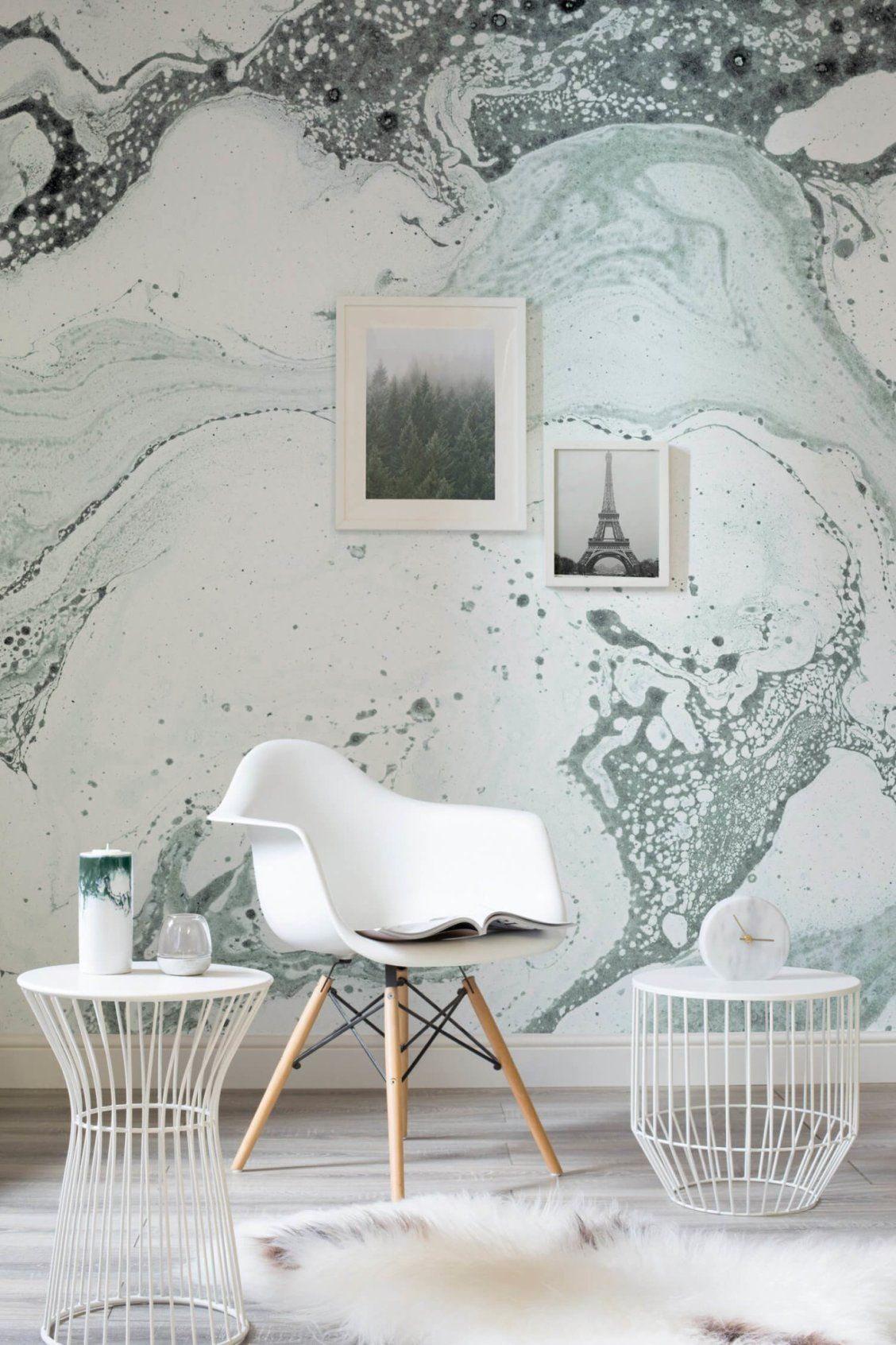 8 Marble Wallpapers That Will Transform Your Room Living Room