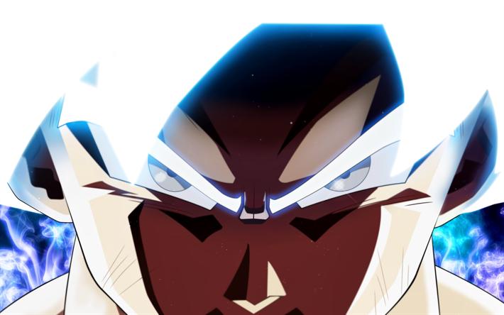 Goku black ultra instinct dragon ball super – Artofit