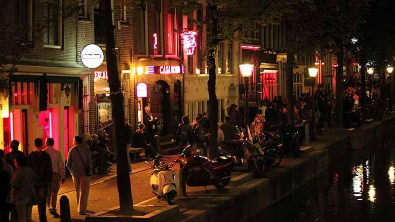 Amszterdam top10 Amsterdam red light district, Red light