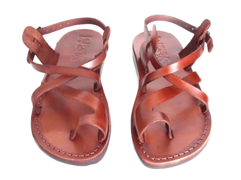 Items similar to Leather Sandals, Leather Sandals Women, Sandals, Women's  Shoes, TEL AVIV, Flip Flops, Biblical Sandals, Jesus Sandals on Etsy