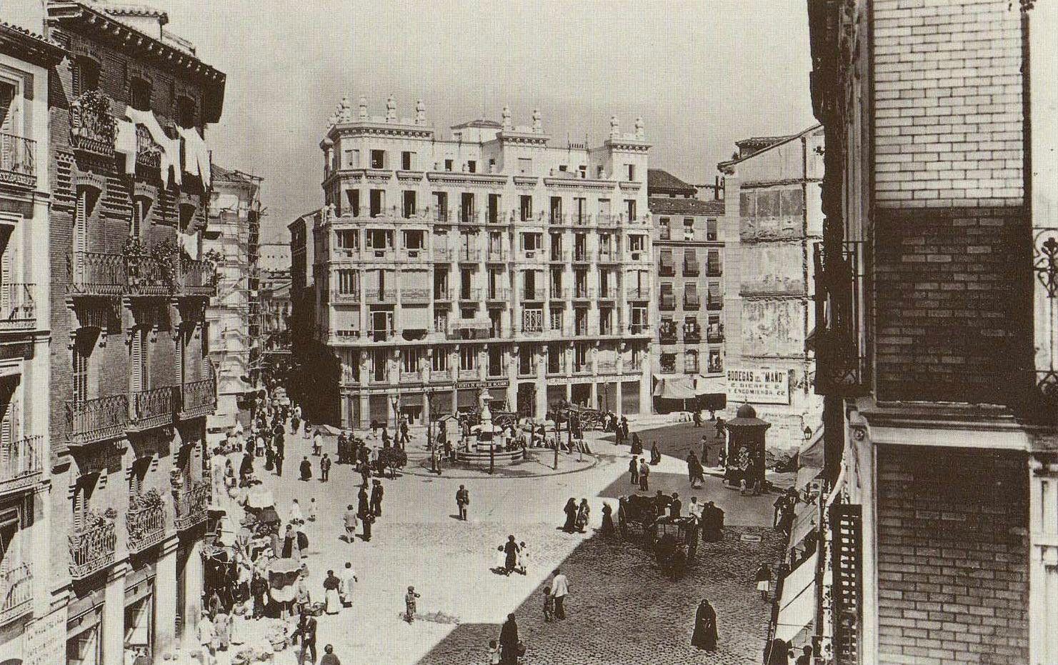 Fotos antiguas de Madrid - Página 19 - ForoCoches