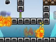 Adventure Time Games: Flambo's Inferno is a Action game 2 play online at GaHe.Com. You can play Adventure Time Games: Flambo's Inferno in full-screen mode in your browser for free without any annoying AD.
