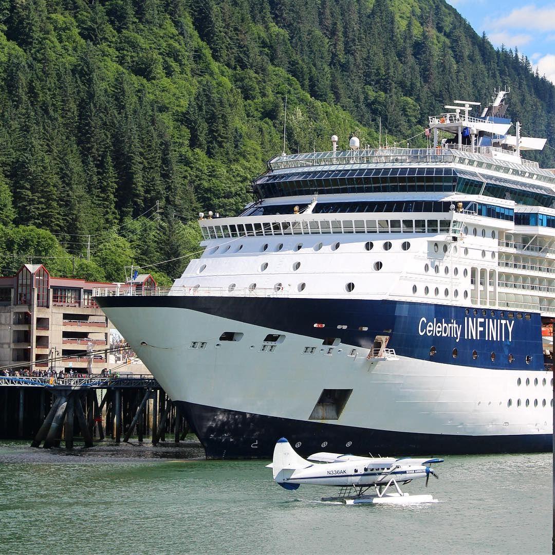 Auf AlaskaKreuzfahrt mit CelebrityInfinity Für mich
