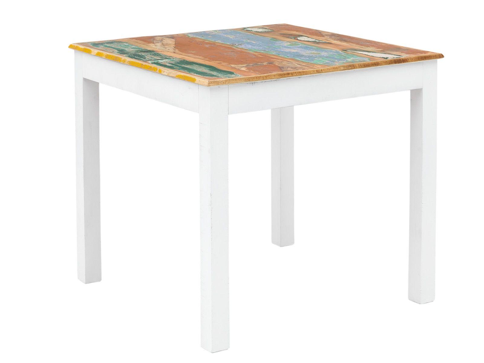 Esstisch Perth 80x80 Esstisch Holztisch Esszimmer Tisch