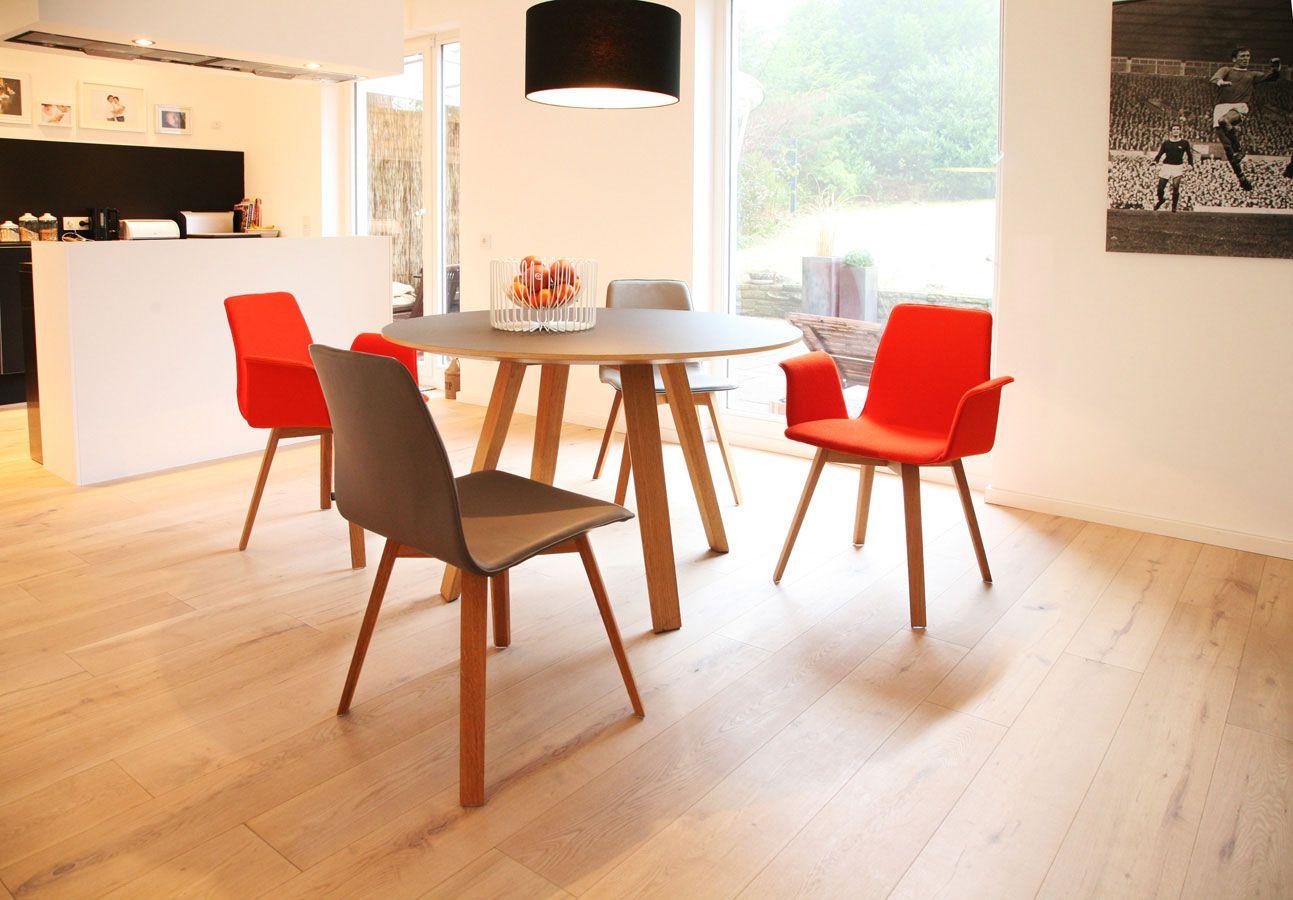 Polster KFF Esstisch, Esstisch design, Stühle