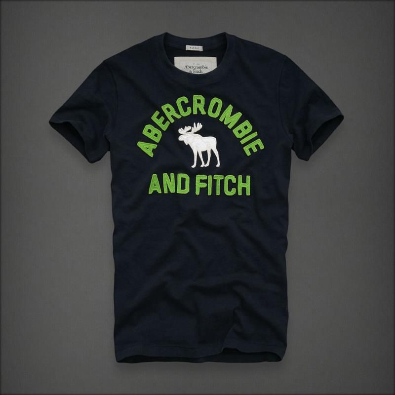 Replica Abercrombie Fitch A F Af Mens Short Sleeve