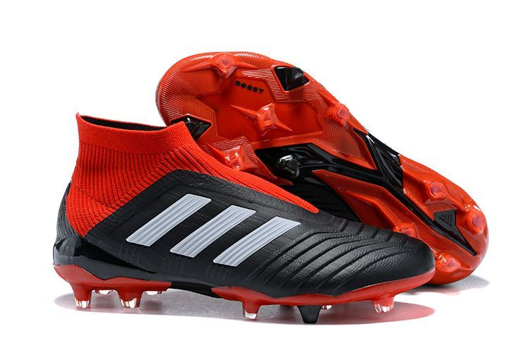 Adidas Predator 18 FG | Chuteiras, Black white, Adidas