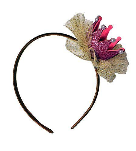 Premium Pink Princess Crown Tiara Headband Ideal For Girl... https://www.amazon.com/dp/B01M69KCWQ/ref=cm_sw_r_pi_dp_x_-pQJybMQGV3QM