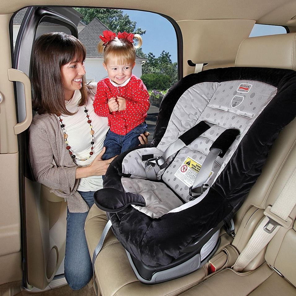 Britax Ez Buckle Belly Pad In Black Toddler Girl Car Seat Baby
