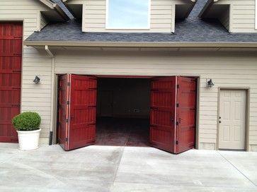 Bifold Garage Door Google Search Garage Doors Garage Door Styles Carriage Doors