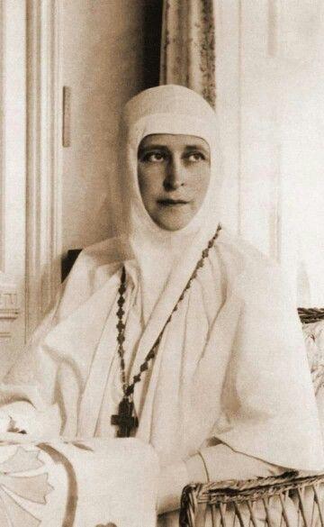Grand Duchess Elisabeth Feodorovna of Russia.A♥W