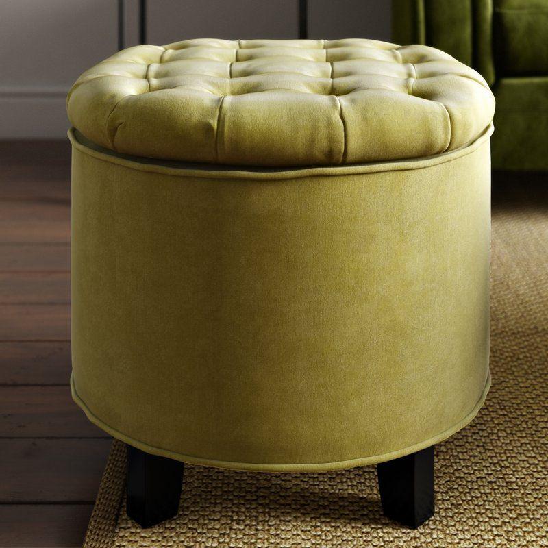 Remarkable Northampton Storage Ottoman Tufted Storage Ottoman Round Short Links Chair Design For Home Short Linksinfo