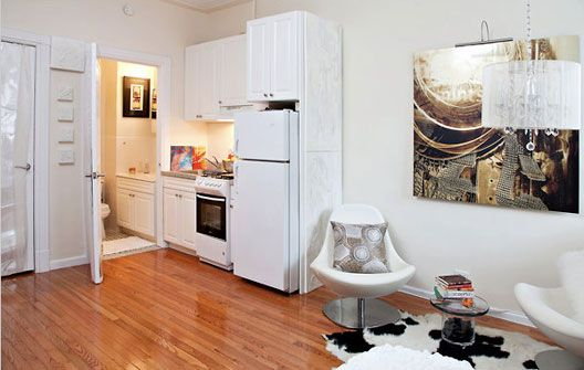 Well Designed 200 Sq Ft Studio In Nyc Los Angeles Real Estate