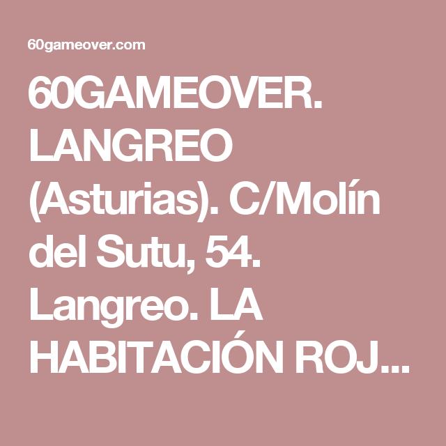 60gameover Langreo Asturias C Mol 237 N Del Sutu 54