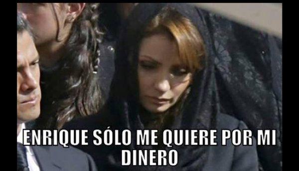 Ver fotos de Los memes para la primera dama inundaron las redes sociales y buscar más fotos en nuestras galerías de fotos en Yahoo Noticias México.