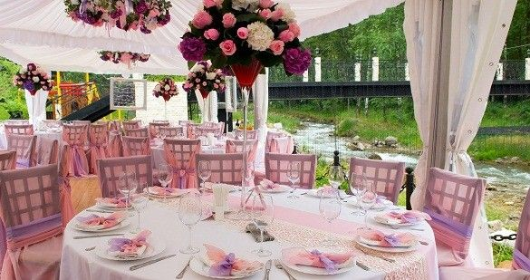 Planning A Wedding Reception On A Small Budget