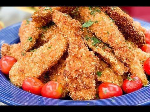 Aprenda O Segredo Do Frango Empanado De Fast Food Youtube Em