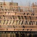 Centro de Visitantes - Museu Alésia / Bernard Tschumi Architects (1)