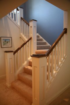 Milwaukee Split Level Staircase Staircase Design Ideas Pictures Remodel And Decor Staircase