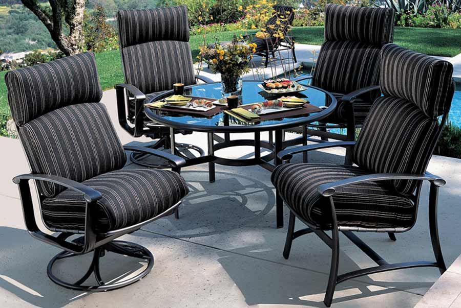Our Commitment To Bringing You Only The Highest Quality Outdoor Furniture At Prices T Luxury Outdoor Furniture Luxury Patio Furniture Tropitone Patio Furniture