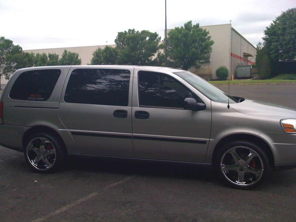 Chevy Uplander Chevy Uplander Chevy Car Door