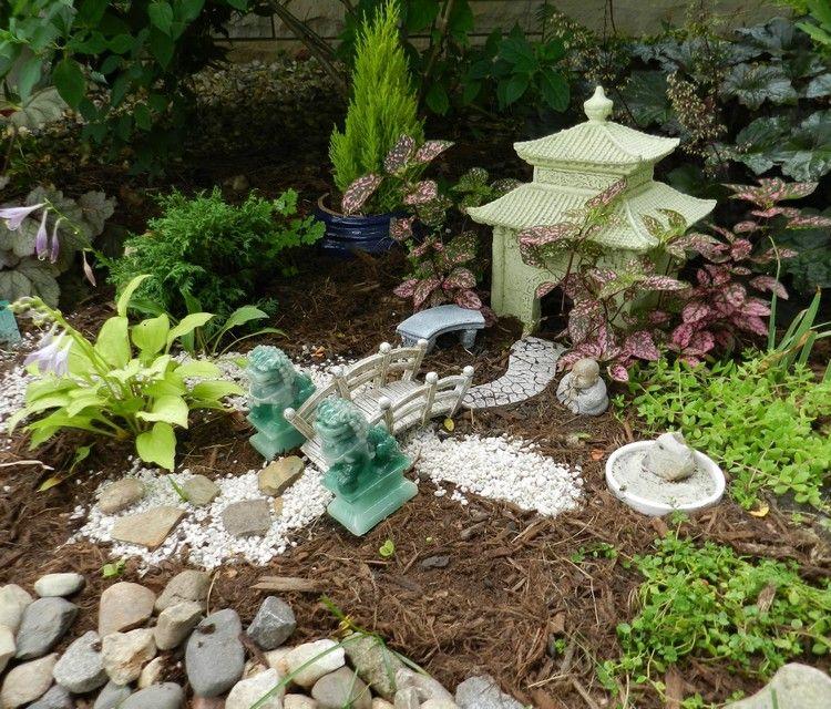 Superior Mini Japanischer Garten Gestaltungstipps Idee Figuren #garden #ideas    Garten   Pinterest   Kleiner Japanischer Garten, Japanischer Garten Anlegen  Und ...