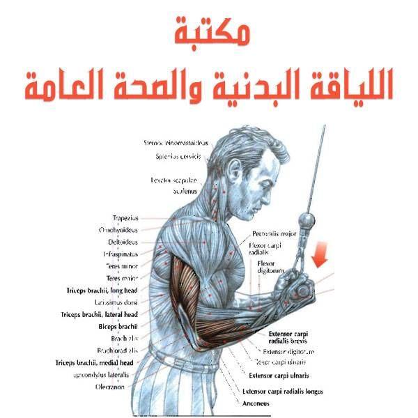 مكتبة اللياقة البدنية والصحة العامة تحميل و قراءة Pdf مجانا Health Library Books Ebooks