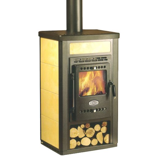 Sideros Baby Erika Wood Burning Stove