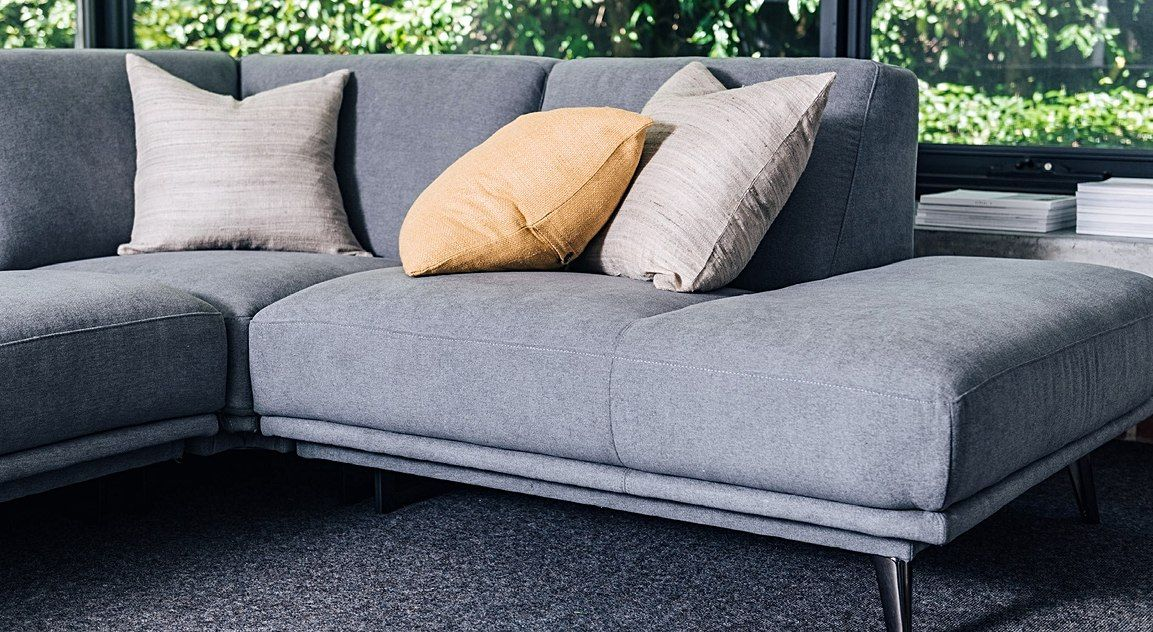 Uptown Modular Plush Sofas Furniture Sofa Fabric Sofa Plush Sofa