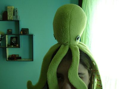 sewing patterns for stuffed octopus - Google Search | sweet lala ...