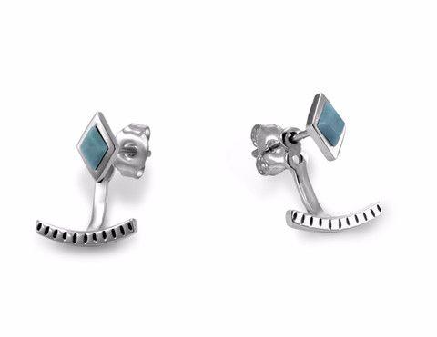 VIBE Ear Jackets - Turquoise - Aloha Gaia - 1