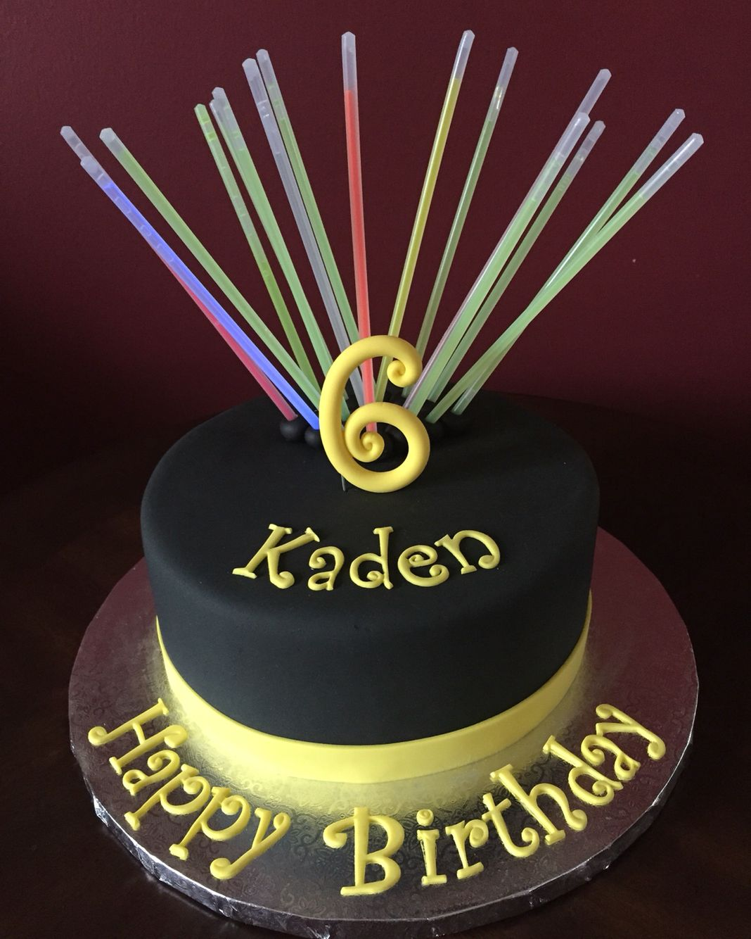 Laser Tag Birthday Cake Birthday Cakes Pinterest Laser Tag