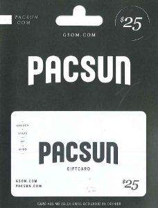PacSun Gift Card | Christmas/Birthday List | Pinterest | Pacsun ...