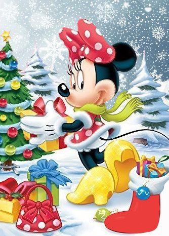 Disney christmas disney topolino e minnie topolino natale e