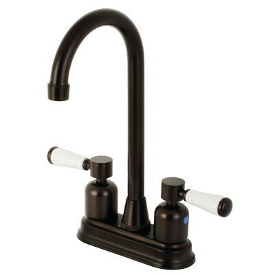 Kingston Brass Paris Bar Faucet Finish Oil Rubbed Bronze Bar