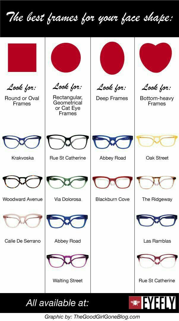 237def2ec217 glasses Round Face Glasses Frames