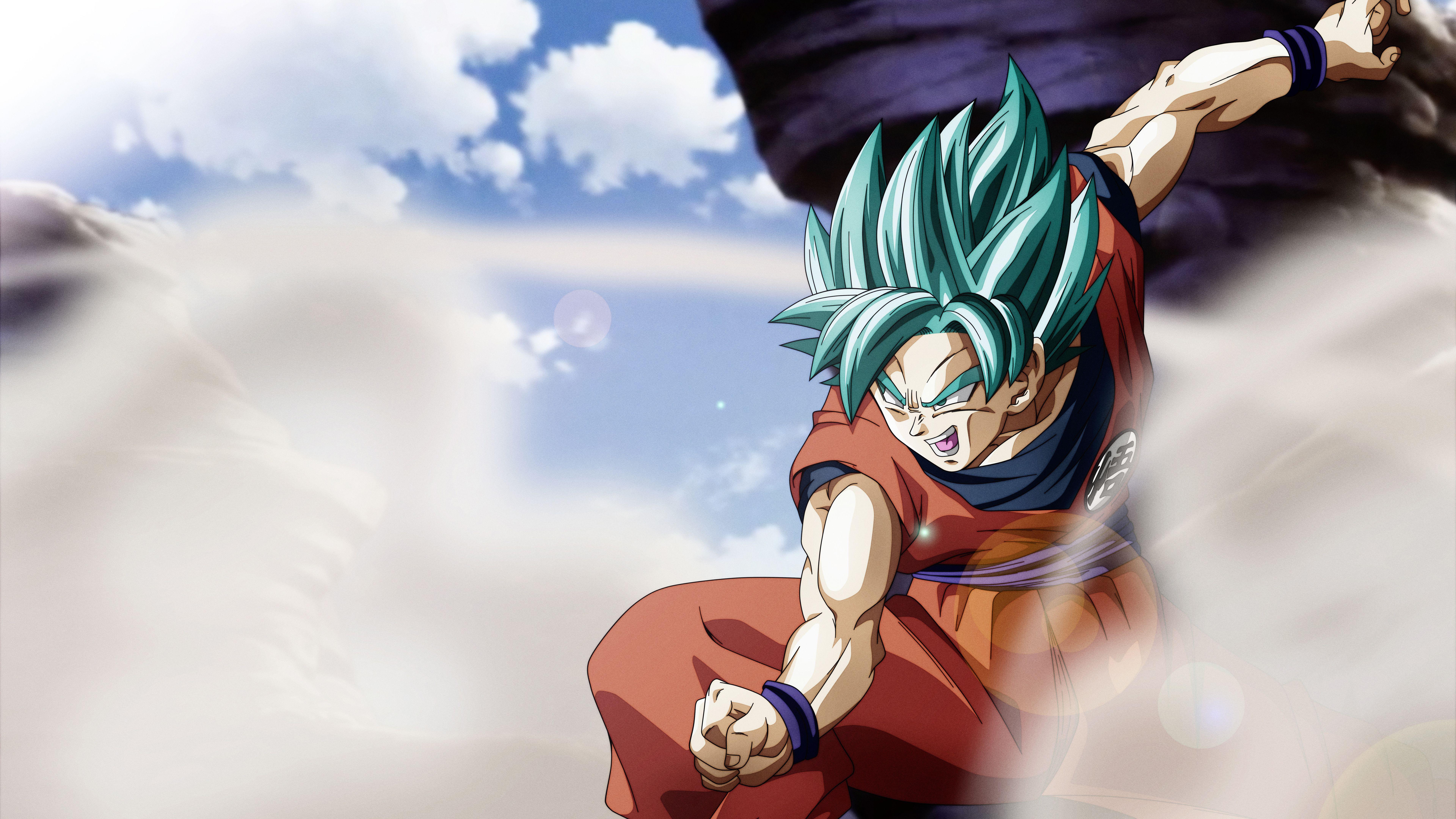 Goku Super Saiyan Blue Wallpaper Goku super saiyan blue