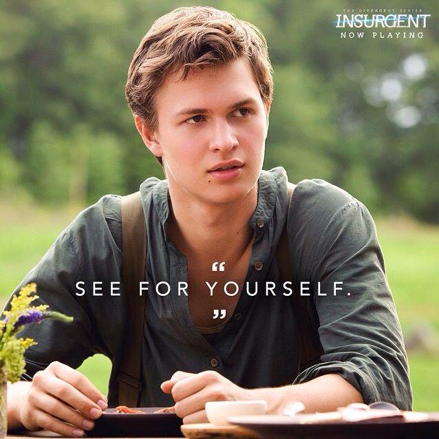 Caleb. | Insurgent, Divergent series, Divergent
