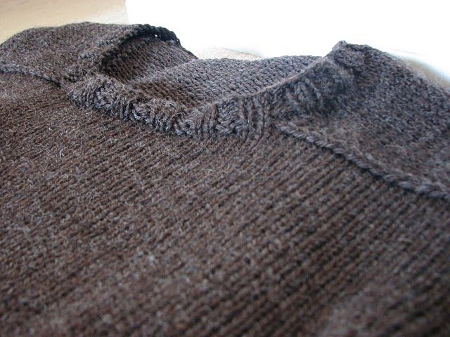 1d57bb5e7 Seamless hybrid by Elizabeth Zimmerman from Knitting Without Tears ...