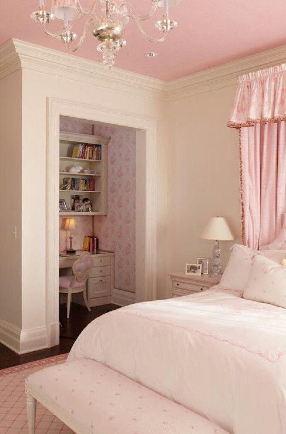Pin by Mrs Furtado on monochromatic in 2019 | Pink bedroom ...