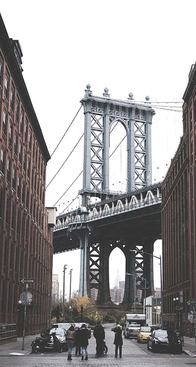 NYC Wallpaper New York City Brooklyn Unique iphone