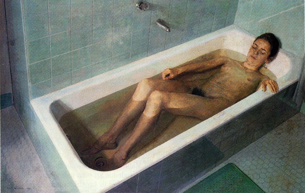Resultado de imagen de antonio lópez garcía dead girl